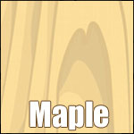 Maple Bed Wood